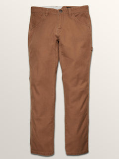 Vsm Whaler Regular Pants In Camel, Sixth Alternate View
