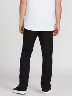 Frickin Modern Stretch Chino Pants - Black (A1131807_BLK) [2]