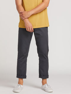 Frickin Modern Stretch Pants - Charcoal (A1131807_CHR) [1]