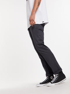 Frickin Modern Stretch Pants - Charcoal (A1131807_CHR) [38]