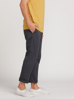 Frickin Modern Stretch Pants - Charcoal