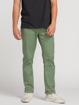 a548b83a318 Frickin Modern Stretch Chino Pants - Faded Army in FADED ARMY - Primary View