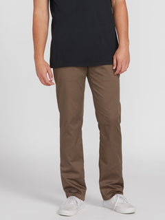 Frickin Modern Stretch Chino Pants - Mushroom (A1131807_MSH) [1]