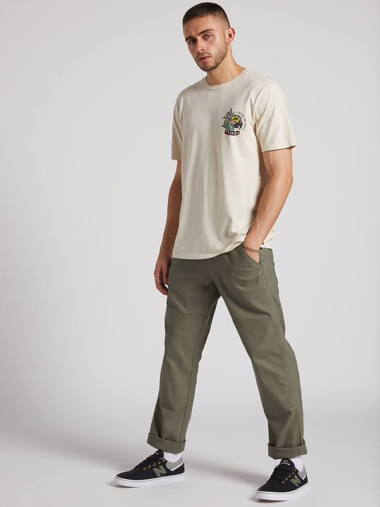 Nailer Canvas Pants - Army Green Combo (A1131902_ARC) [6]