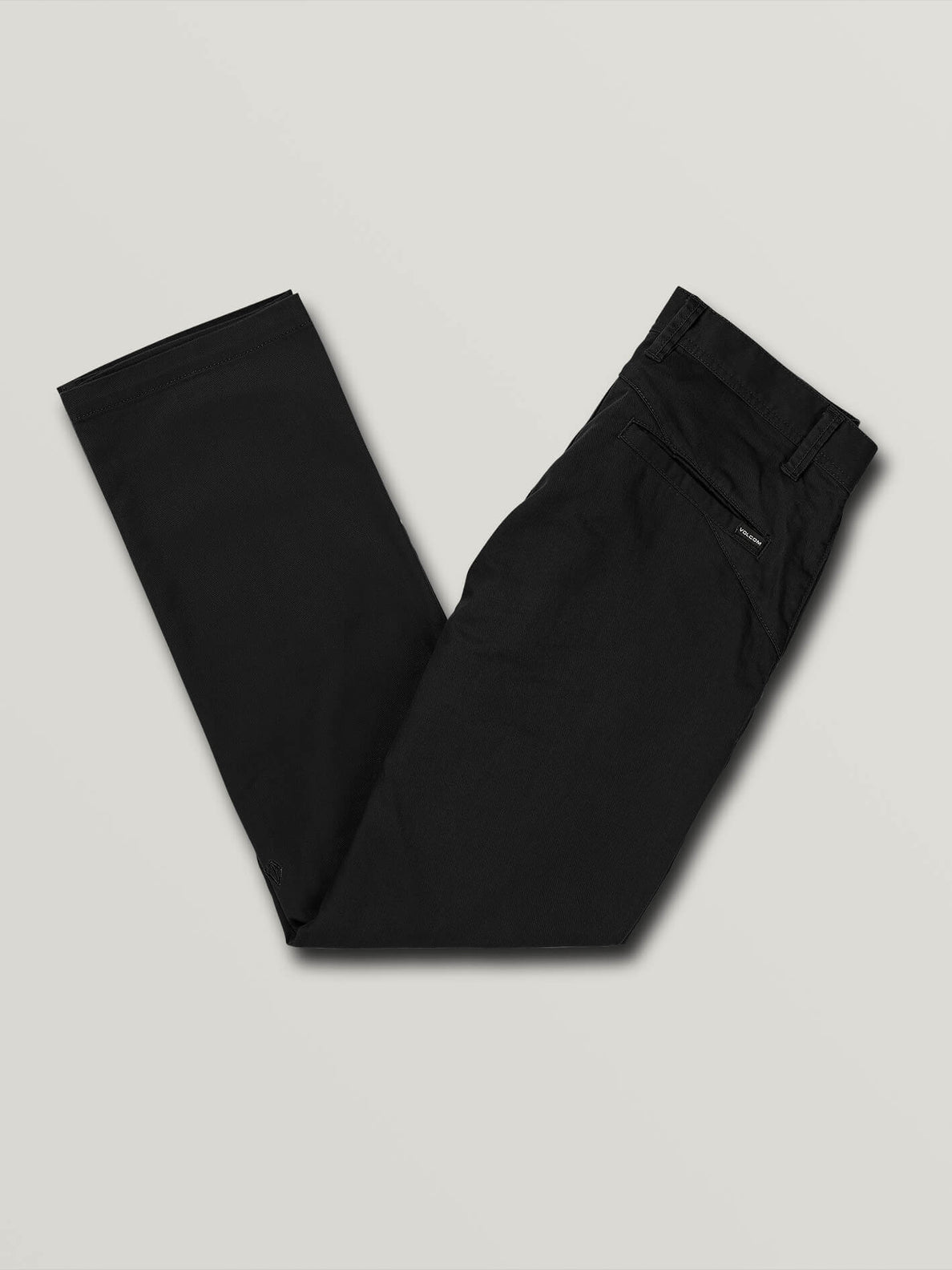 Frickin Regular Chino Pants - Black