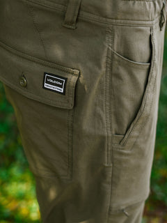 Stone Trail Master Pants - Military (A1132002_MIL) [67]