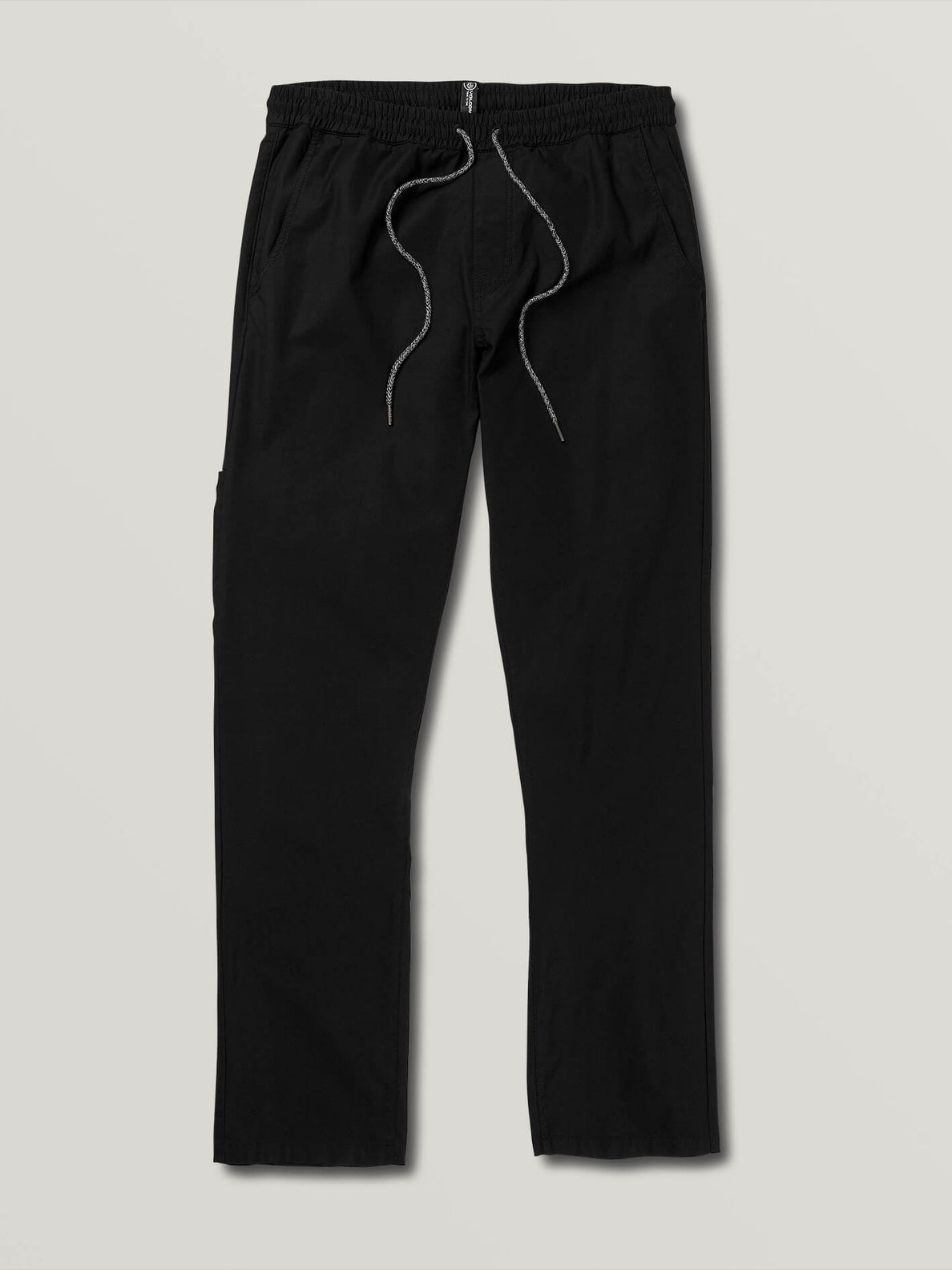 Riser Comfort Chino Pants (A1221900_BLK) [F]