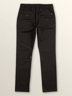 Frickin Comfort Chino Pants In Black, Fourth Alternate View