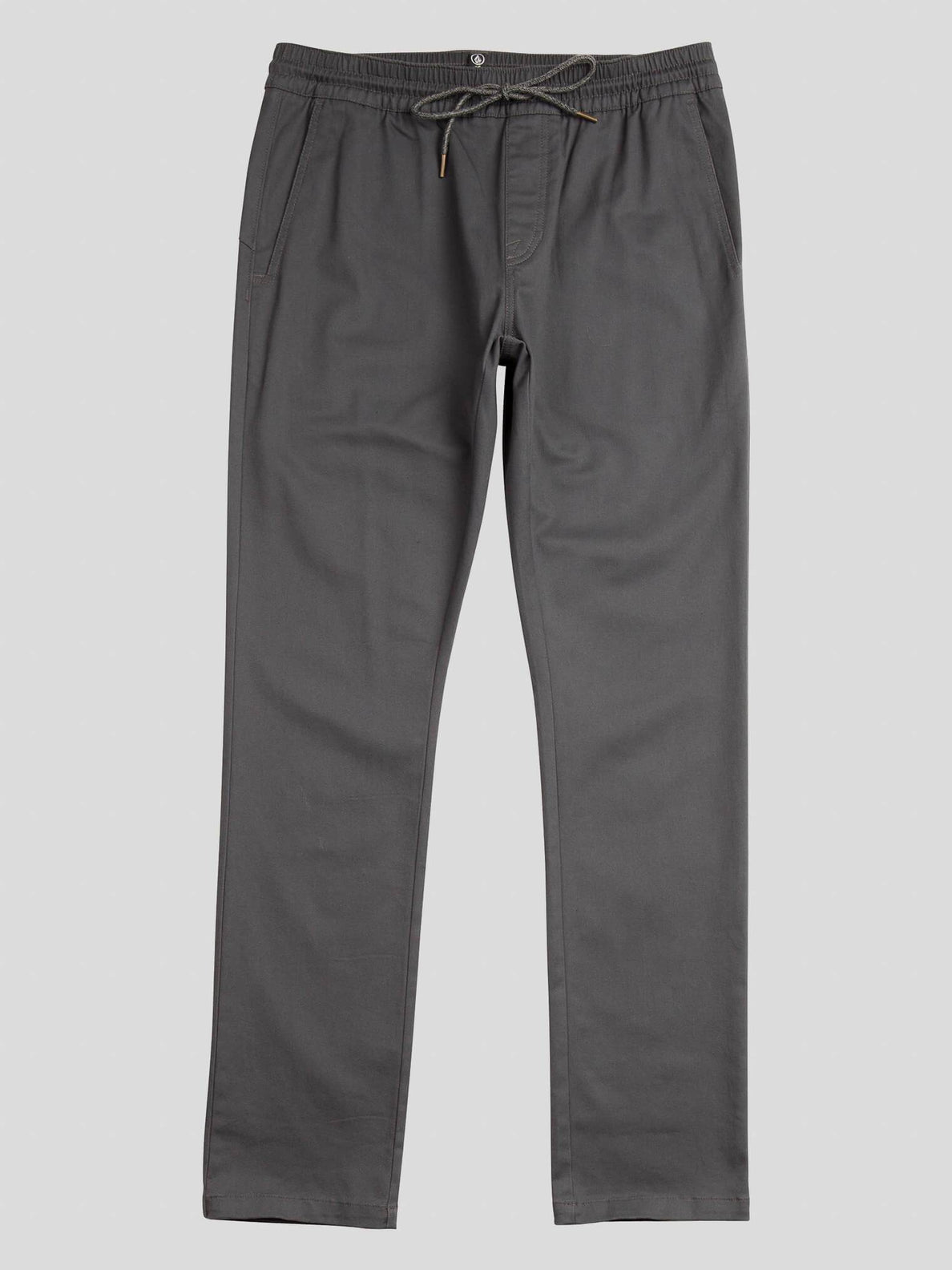 Frickin Comfort Chino Pants In Charcoal Grey, Third Alternate View