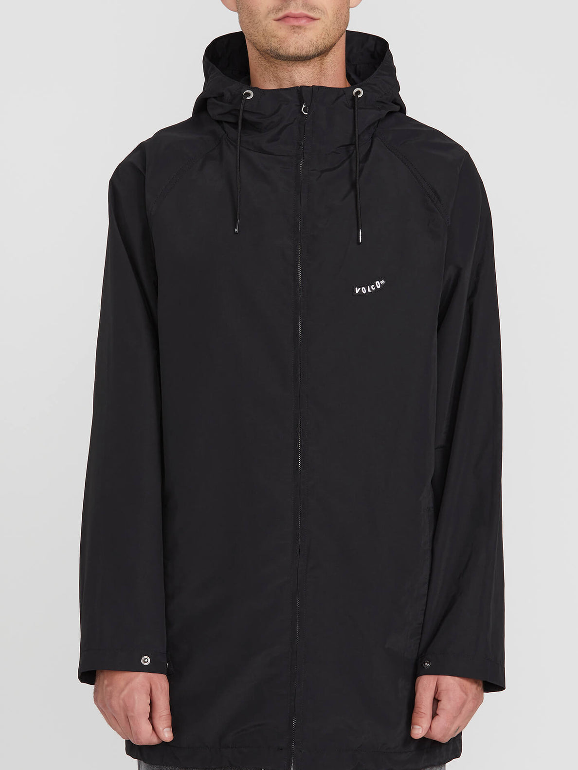 VOLRAINER JACKET (A1512003_BLK) [F]