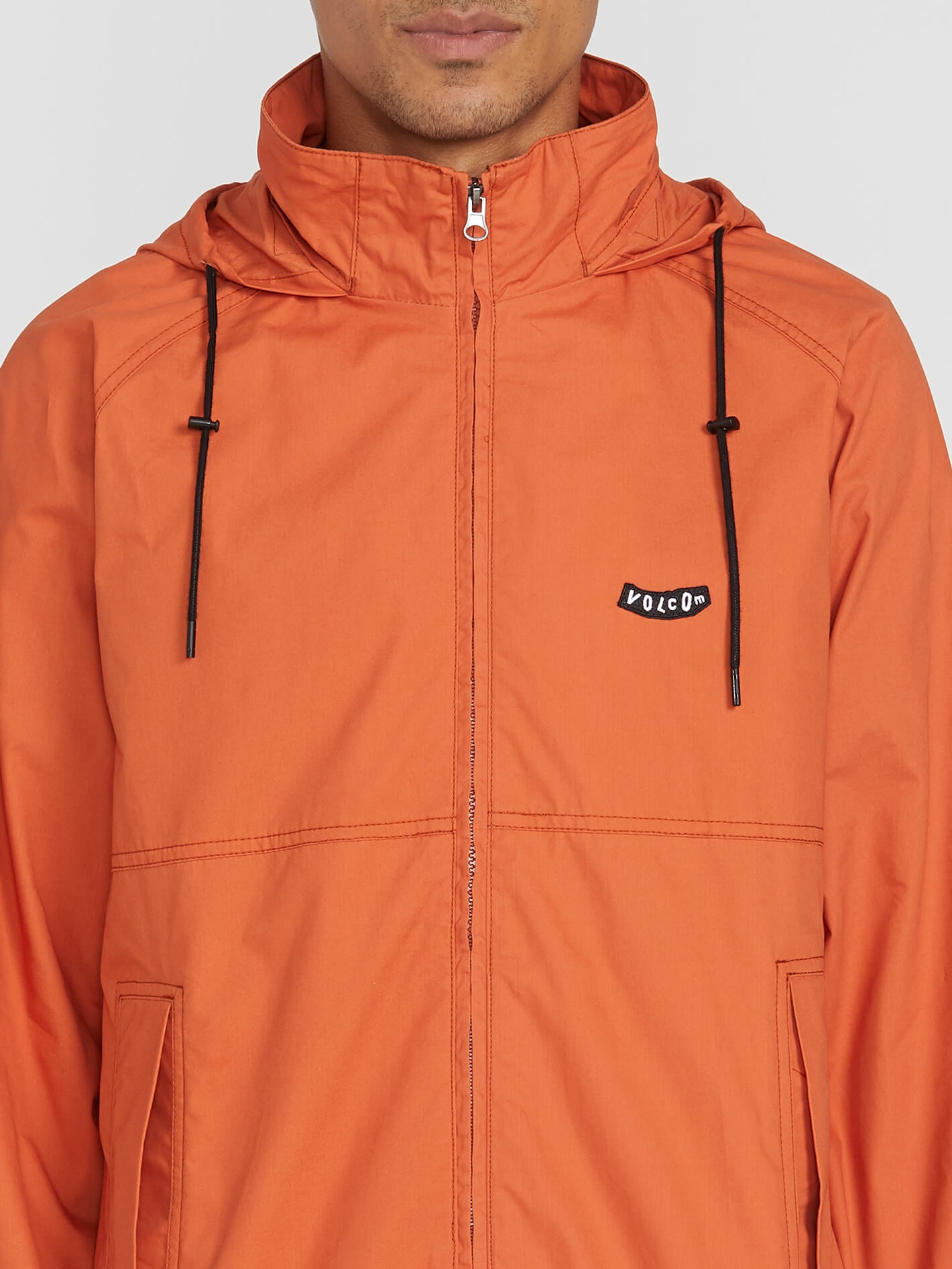 M 5//6 Free Country Little Boys/' Packable Down Jacket Charcoal//Orange