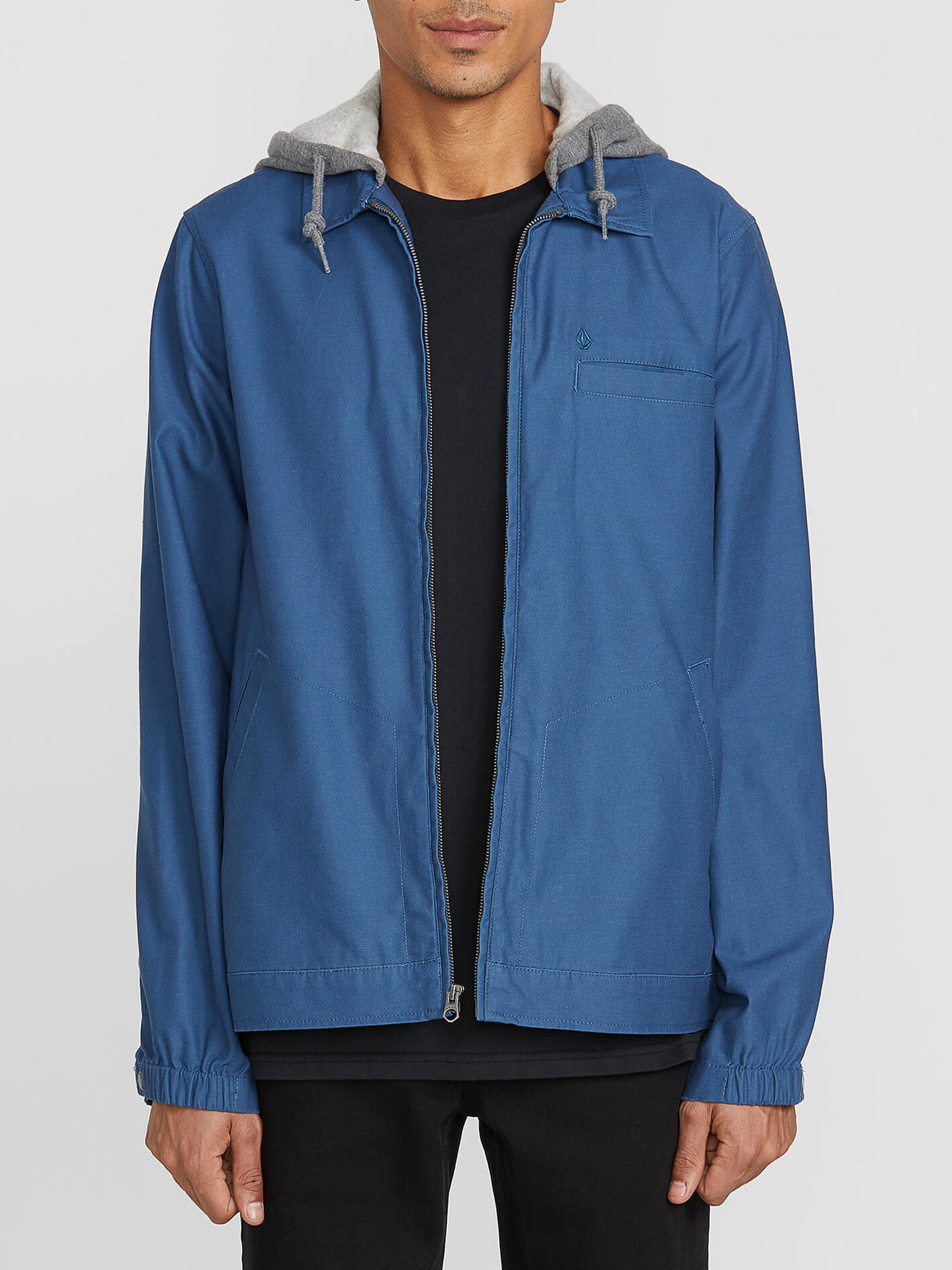 Warren Jacket - Smokey Blue (A1531700_SMB) [1]