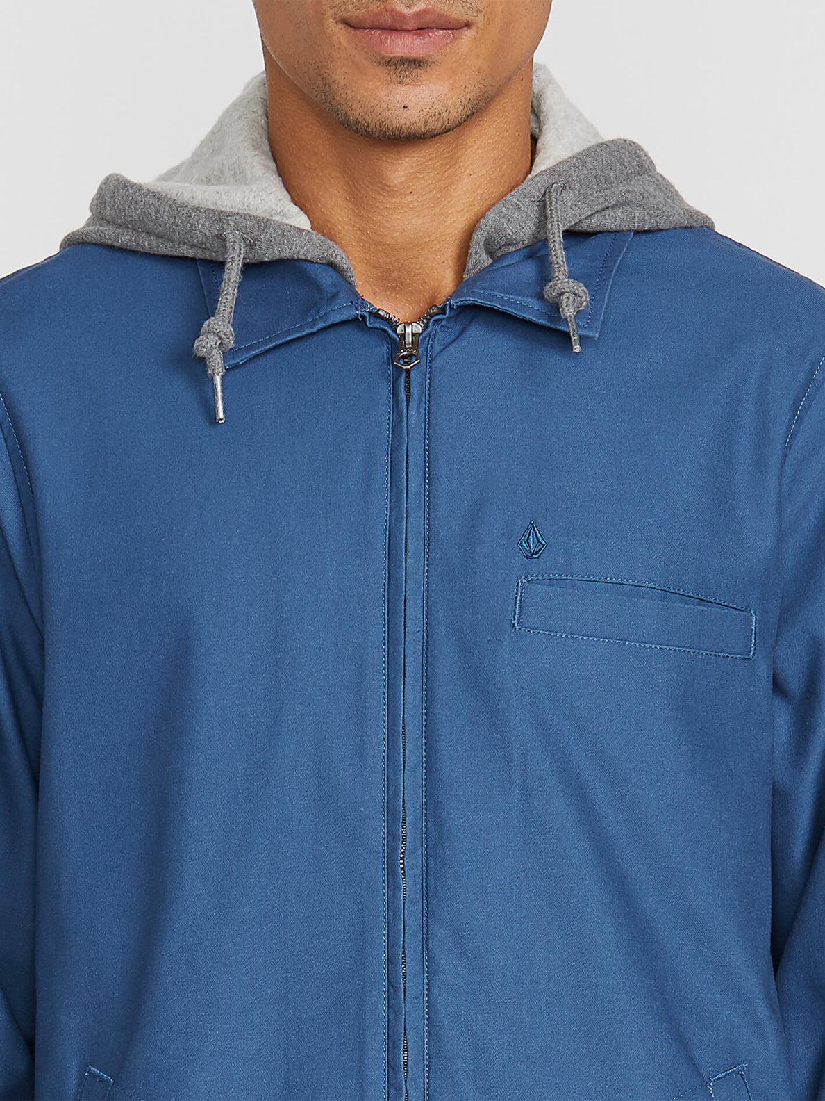 Warren Jacket - Smokey Blue (A1531700_SMB) [2]