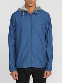 Warren Jacket - Smokey Blue (A1531700_SMB) [F]