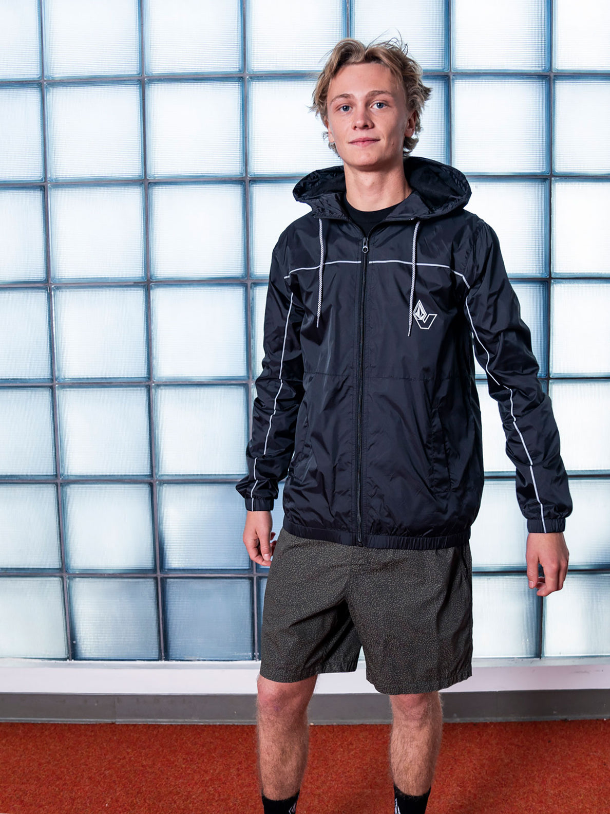 Ermont Jacket - Black (A1532002_BLK) [1065]