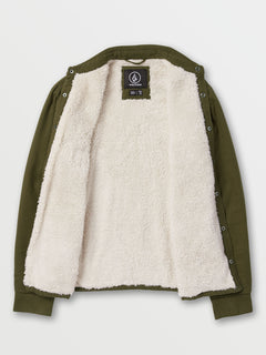 Larkin Jacket - Military (A1632002_MIL) [10]