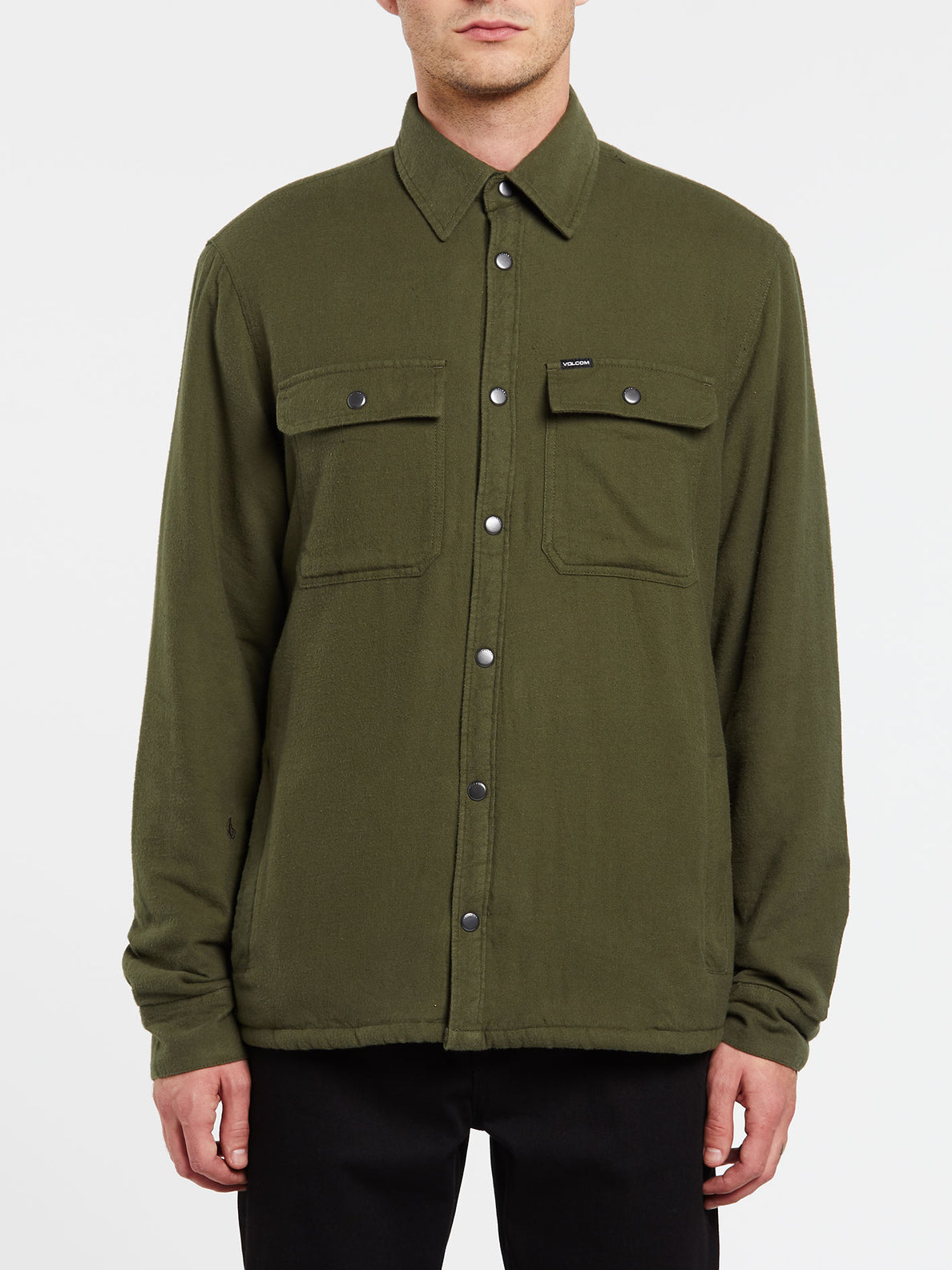 Larkin Jacket - Military (A1632002_MIL) [F]