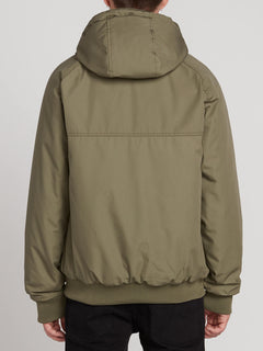 Hernan 5K Jacket - Army Green Combo (A1731900_ARC) [B]