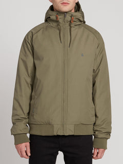 Hernan 5K Jacket - Army Green Combo (A1731900_ARC) [F]