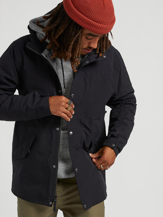Lane TDS® Parka - Black (A1731915_BLK) [01]