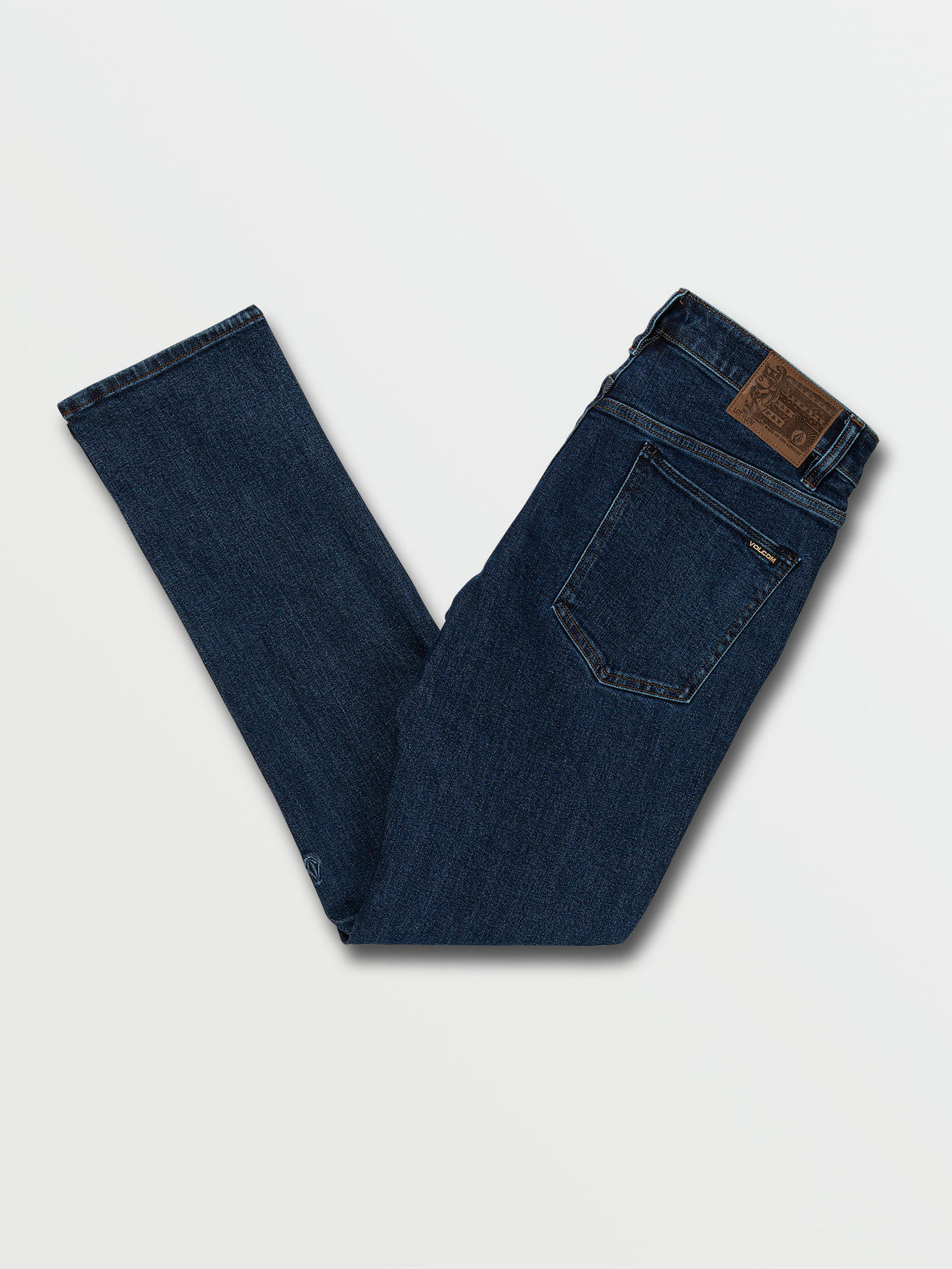 Vorta Slim Fit Jeans - Authentic Dark Stone (A1931501_ADS) [B]