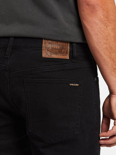 Vorta Slim Fit Jeans - Blackout (A1931501_BKO) [4]