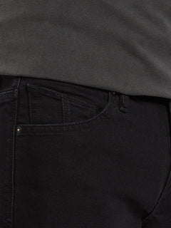 Vorta Slim Fit Jeans - Blackout (A1931501_BKO) [5]