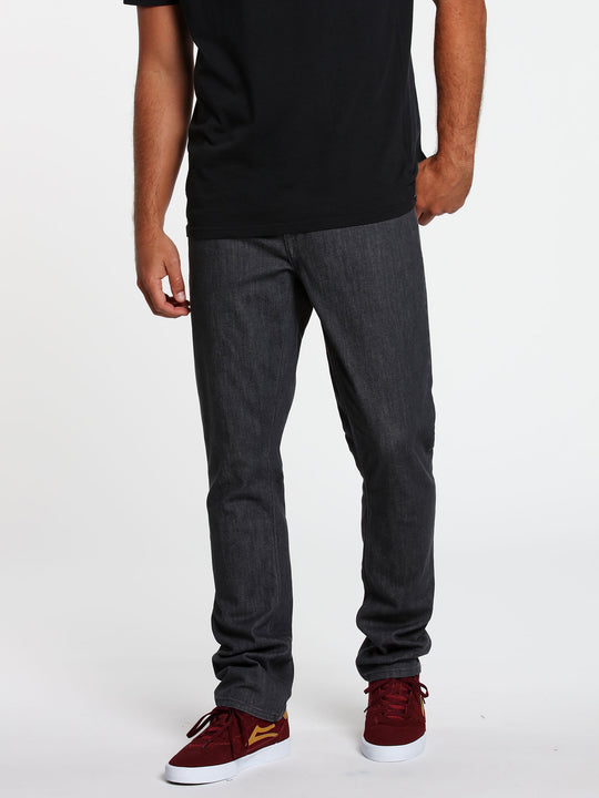 Vorta Slim Fit Jeans - Dark Grey (A1931501_DGR) [1]