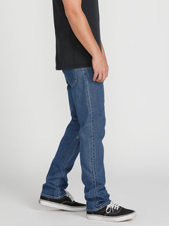 Vorta Slim Fit Jeans - Easy Enzyme Medium