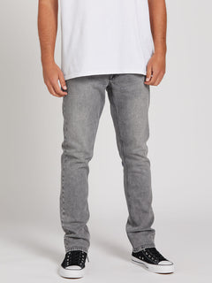 Vorta Slim Fit Jeans - Mono Grey (A1931501_MON) [1]