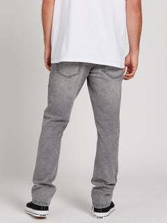 Vorta Slim Fit Jeans - Mono Grey (A1931501_MON) [2]