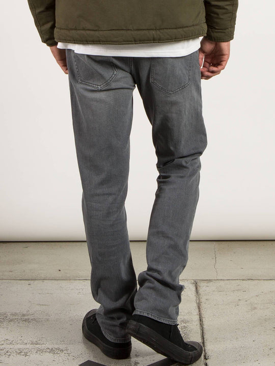 Vorta Slim Fit Jeans - Power Grey