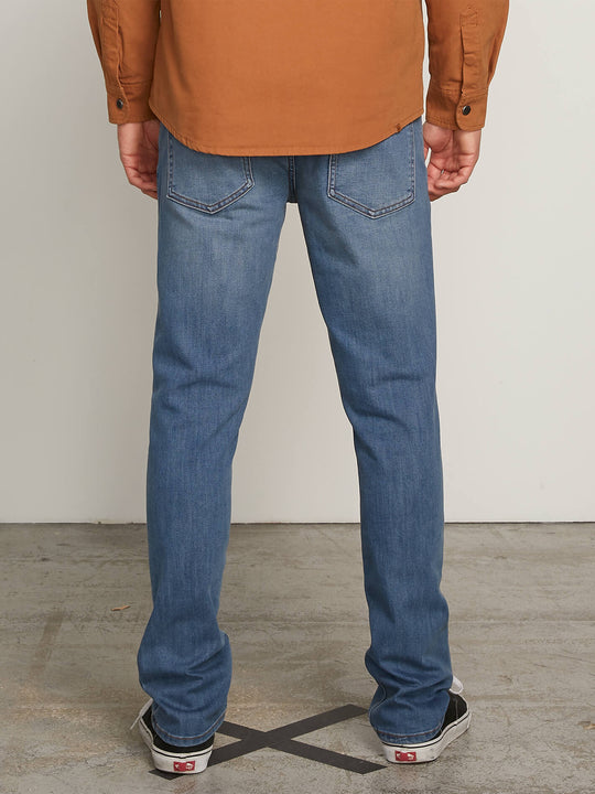 Vorta Slim Fit Jeans - Park Blue