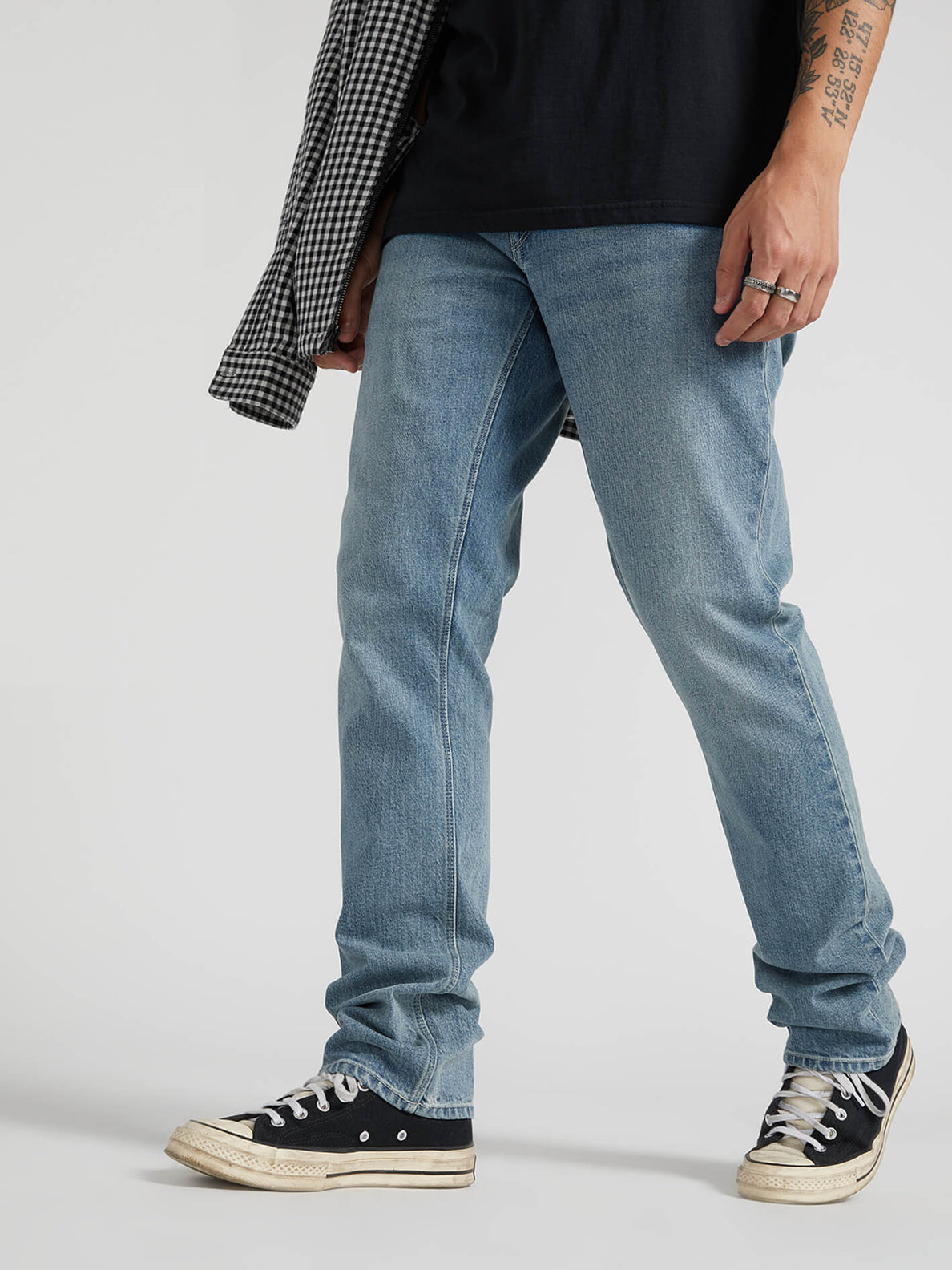Vorta Slim Fit Jeans - Wide Goods Light (A1931501_WGL) [02]