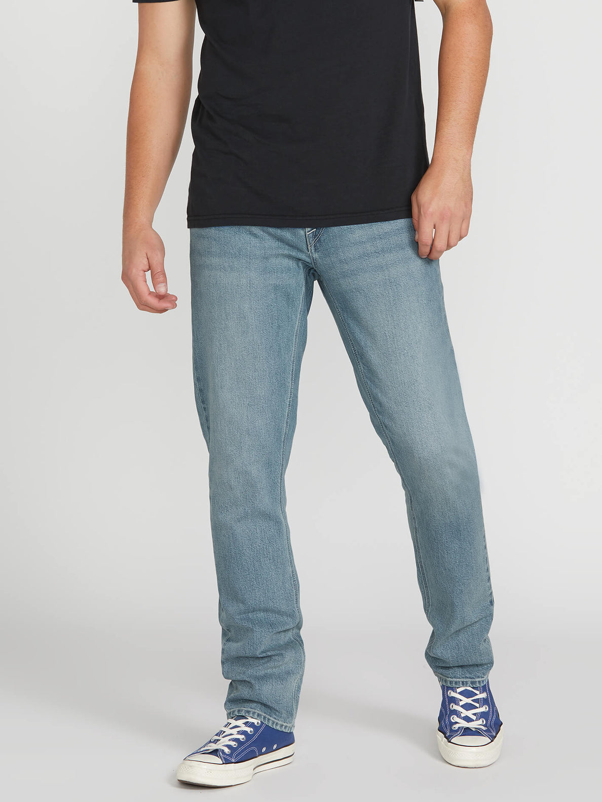 Vorta Slim Fit Jeans - Wide Goods Light (A1931501_WGL) [1]