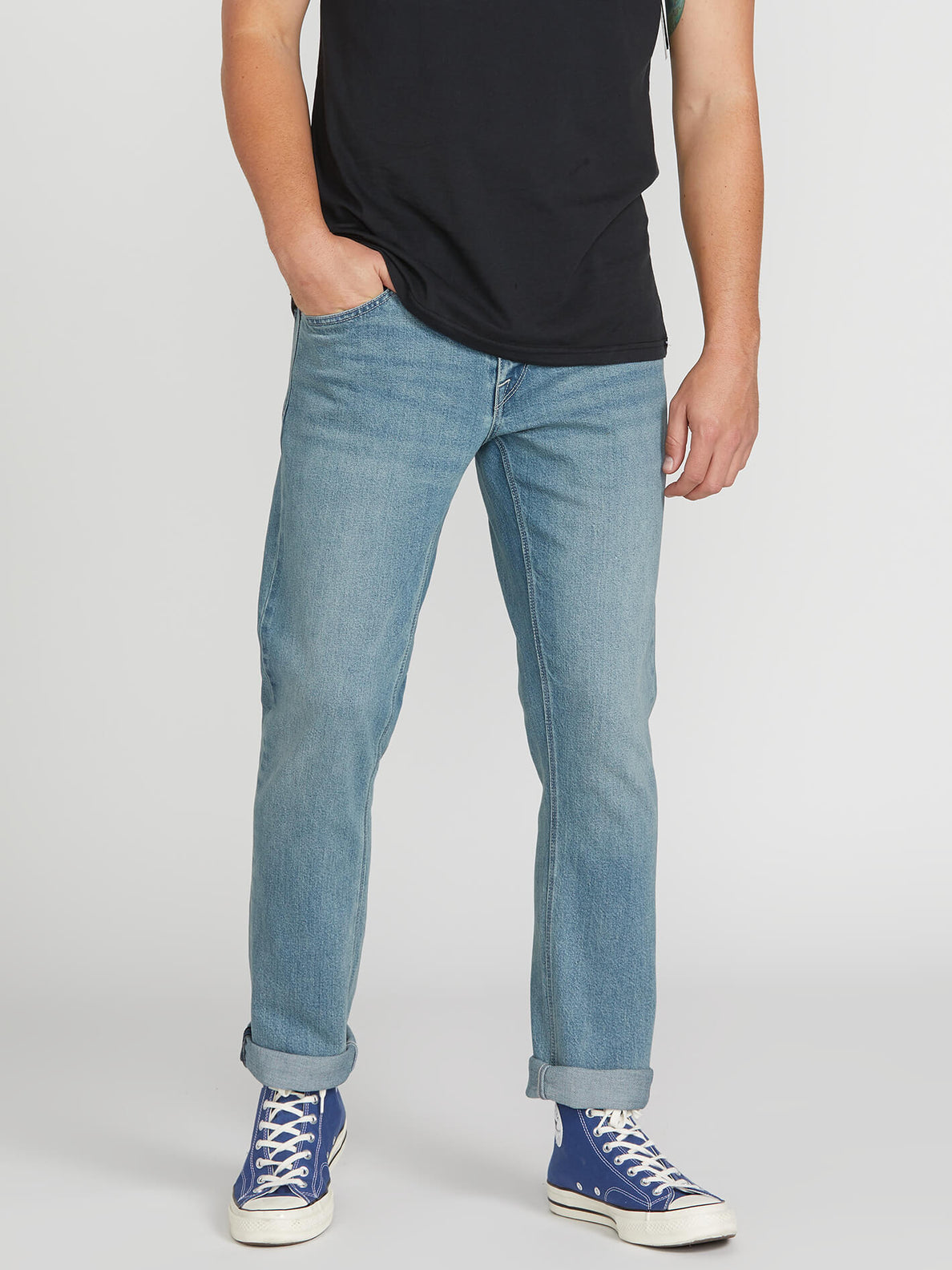 Vorta Slim Fit Jeans - Wide Goods Light (A1931501_WGL) [4]