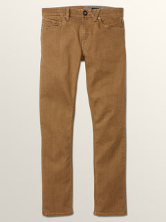 Vorta Slim Fit Jeans In Wet Sand, Third Alternate View