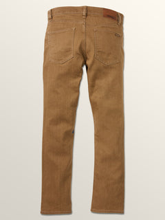 Vorta Slim Fit Jeans In Wet Sand, Fourth Alternate View