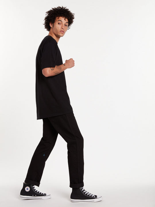 Solver Modern Fit Jeans - Black On Black (A1931503_BKB) [20]