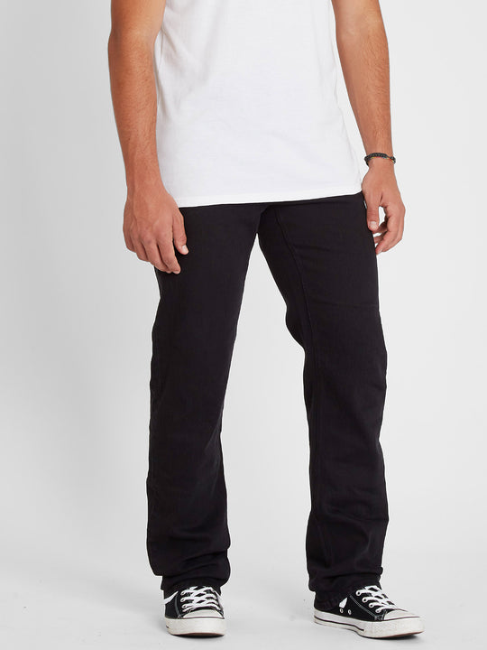 Solver Modern Fit Jeans - Black Out (A1931503_BKO) [1]