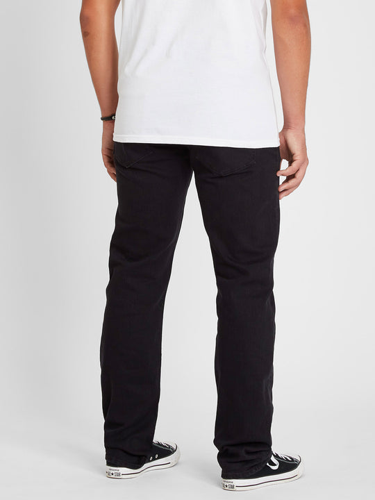 Solver Modern Fit Jeans - Black Out (A1931503_BKO) [2]