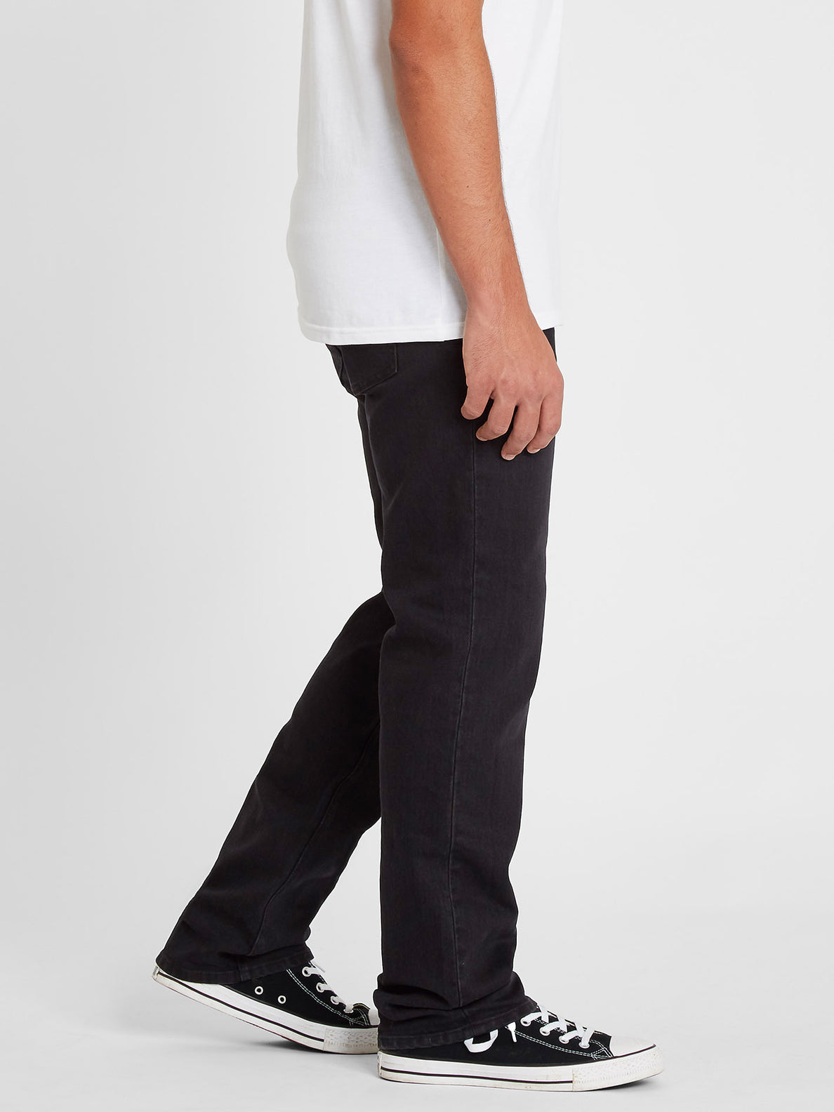 Solver Modern Fit Jeans - Black Out (A1931503_BKO) [3]