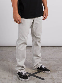 Solver Modern Fit Jeans - Dirty White