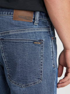 Solver Modern Fit Jeans - Easy Enzyme Medium (A1931503_EEM) [5]