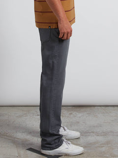 Solver Modern Fit Jeans In Grey Vintage, Alternate View