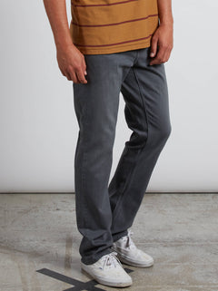 Solver Modern Fit Jeans In Grey Vintage, Second Alternate View