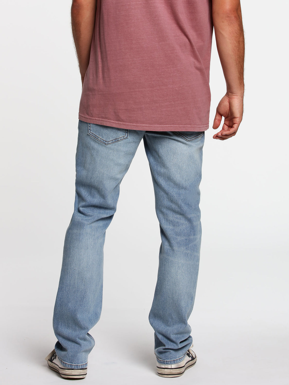 Solver Modern Fit Jeans - Light Wicked Blue (A1931503_LWB) [2]