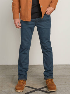 Solver Modern Fit Jeans In Blue Relic, Front View