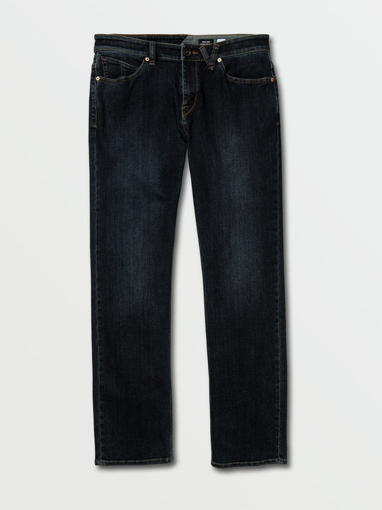 Solver Modern Fit Jeans In Vintage Blue, Front View