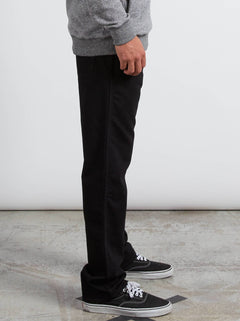 Kinkade Regular Fit Jeans In Blackout, Alternate View